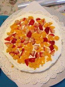 比基尼情趣露娜怎么用蛋糕版图片