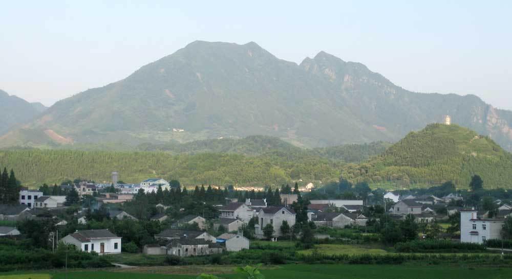 泾县茂林镇风景