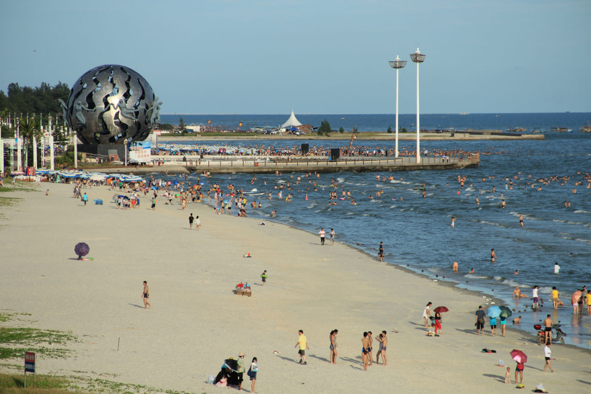 北海市城市风景