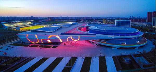 武清体育馆