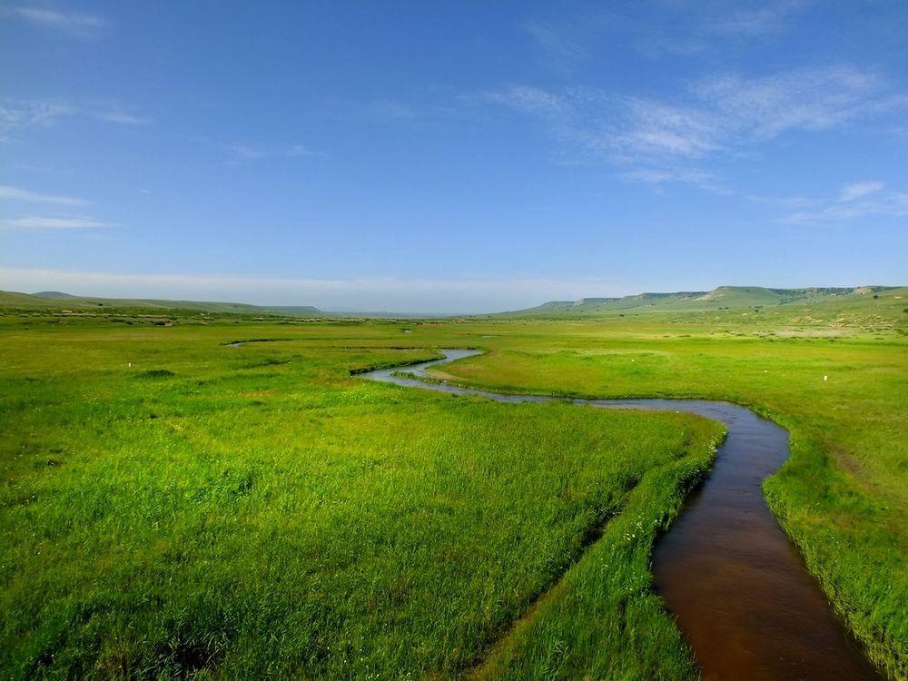内蒙古锡林郭勒盟锡林浩特市锡林九曲风景名胜区