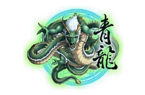 青龙水库两条大蛇