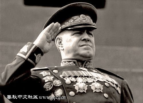 铁木辛哥_23)1940年授衔 谢苗·康斯坦丁诺维奇·铁木辛哥(Семён Конс
