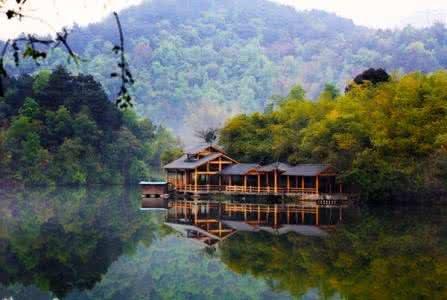 芦仙湖风景区