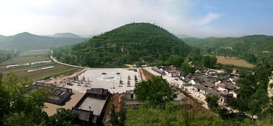 程家川自然风景区