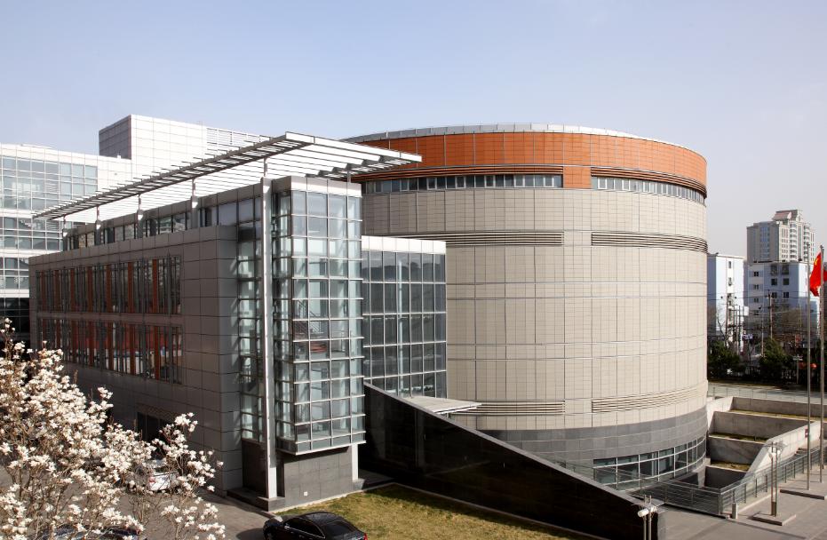 中国音乐学院校园风景