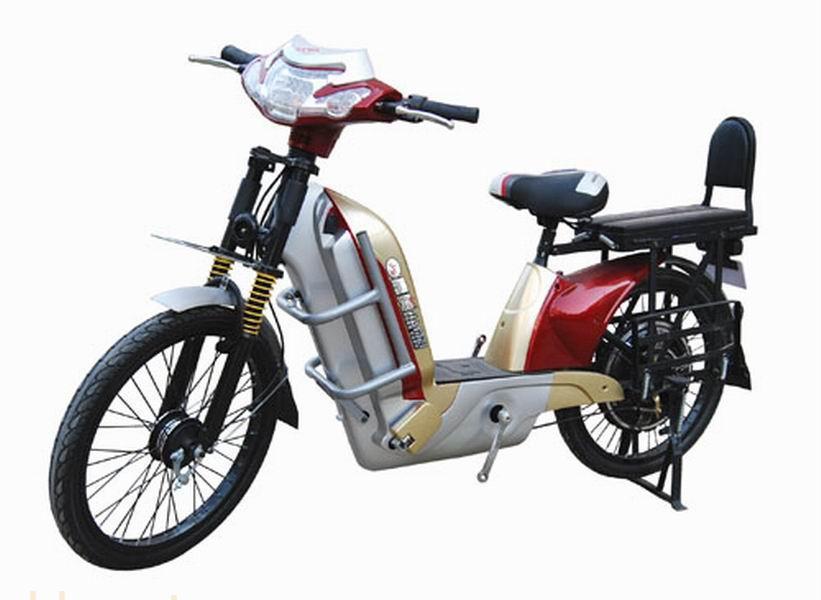 中国电动自行车在力矩传感器技术和集成电路控制器技术的应用上一直居