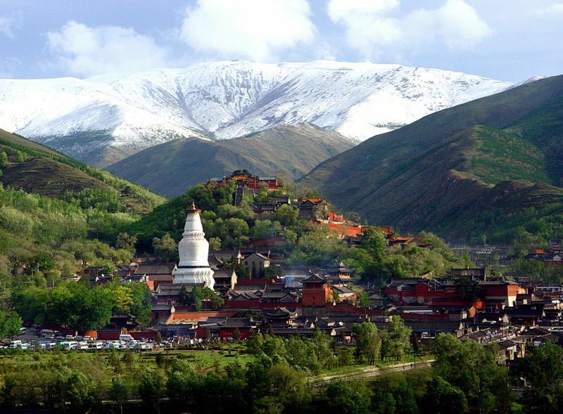忻州五台山风景名胜区