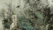 写意花鸟画名家张晖画竹,独具一格!_【快资讯】 - 青竹牡丹 - 奋斗人生结束*学习人生开始