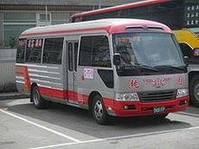桃园客运2011年款丰田考斯特 XZB50L-ZEMSYR