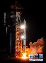 第八颗北斗导航卫星发射成功