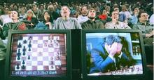 """电脑""""深蓝""""击败国际象棋第一人"""