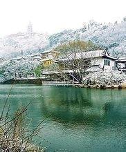 狼山风景区-冬景