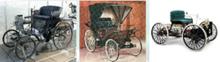 1889年生产的汽车