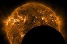 太陽系磁場