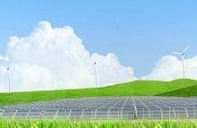太阳能电站