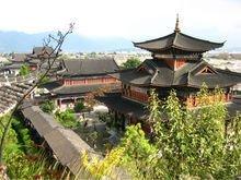 丽江古城建筑
