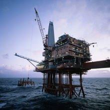 海域勘探石油