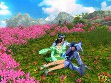 3D网游《诛仙2》截图