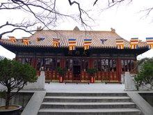 北京广济寺 大雄殿