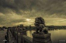国家摄影师镜头下的卢沟桥