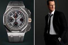 皇家橡树计时码表迈克尔·舒马赫限量款腕表