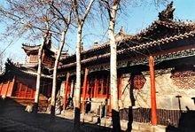天津清真大寺,建于康熙四十二年(1703年)