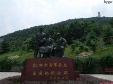 苍溪县红军渡景区风景
