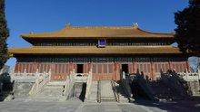 北京地铁旅游景点 景德崇圣殿