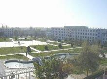 甘肃畜牧工程职业技术学院校园环境图