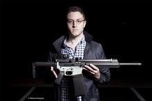 3D打印手枪