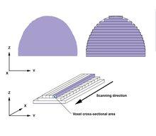 三维模型的分区
