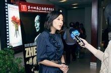 上海电影节台前