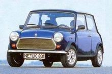 英国的迷你微型轿车