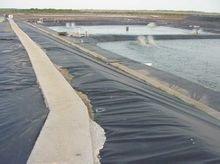 土工膜施工作用及实用效果