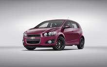 Chevrolet Sonic 高清图册