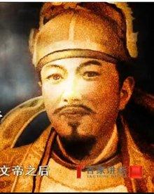 隋文帝杨坚