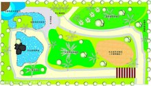 生物园平面图