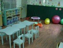 盲兼其他殘疾兒童教育課室