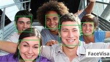 人臉面部識別技術