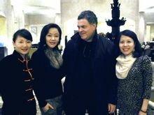 上海电影节幕后
