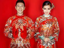 中式婚礼照