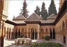 阿罕布拉宫