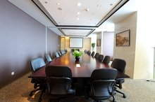盈科律师事务所会议室
