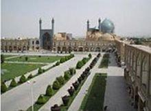 位于伊朗伊斯法罕的Shah清真寺