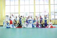 天籟舞蹈4班全家福