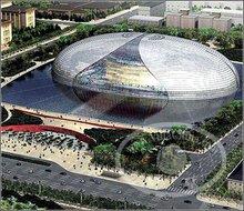 保罗·安德鲁设计的中国国家大剧院方案