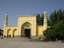 喀什艾提尕尔清真寺门楼