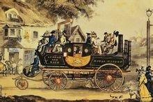 斯瓦底·嘉内制造的蒸汽公共汽车