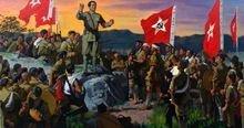 旷继勋同志任红25军军长